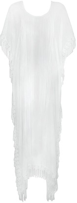 House Of Dharma The Dream Catcher Maxi White
