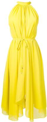 Saloni asymmetric dress