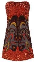 Tom Ford Sequin-embellished minidress