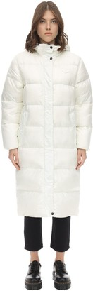 Duvetica Yildun Long Nylon Down Jacket