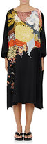 Dries Van Noten Women's Debord Floral-Print Silk Georgette Dress