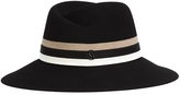 Maison Michel 3 Tone Band Hat