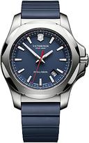 Victorinox I.n.o.x Rubber Strap Watch