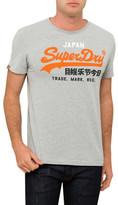 Superdry Vintage Logo New Tri Tee