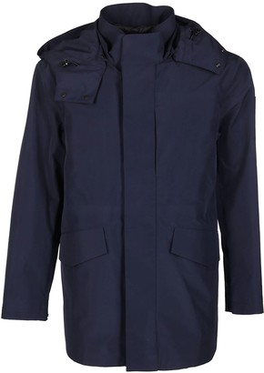 Woolrich Padded Hooded Jacket