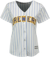 Majestic Women's Milwaukee Brewers Cool Base Jersey