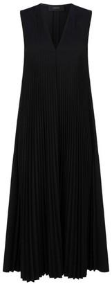 Joseph Enid Pleated Dress