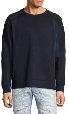 Diesel Black Gold Pieced Sweatshirt