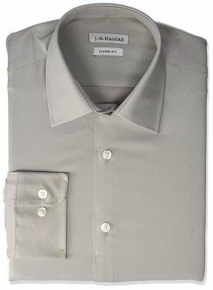 Haggar Men's Button Up