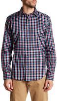 Bugatchi Long Sleeve Button Up Shirt