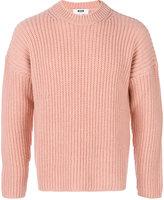 MSGM drop sleeve jumper