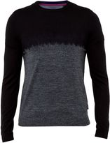 Ted Baker Forest Needle Punch Crew Neck Jumper