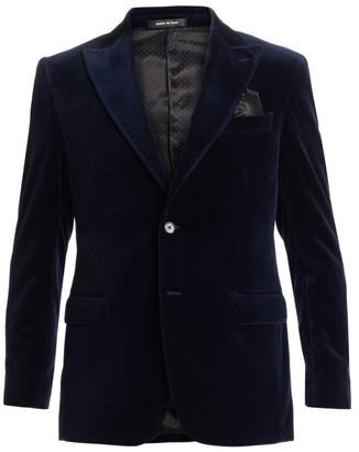 Saks Fifth Avenue COLLECTION Velvet Dinner Jacket