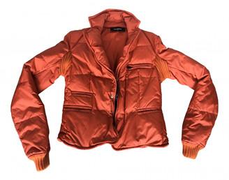 DSQUARED2 Orange Polyester Coats