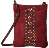 Leather Rock Sienna Crossbody Cross Body Handbags
