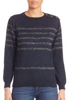 MiH Jeans Sophia Breton Striped Sweater