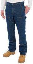 Carhartt Double-Front Logger Jeans - Relaxed Fit, Straight Leg (For Men)