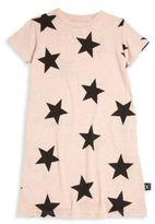 Nununu Toddler's, Little Girl's & Girl's Star A-Line Dress