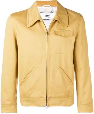 Ami Paris Zipped Jacket