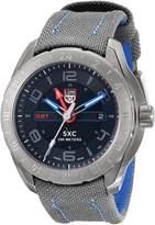 Luminox Men's A.5121.GN SXC Analog Display Swiss Quartz Watch