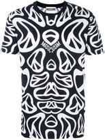 Moschino peace print T-shirt