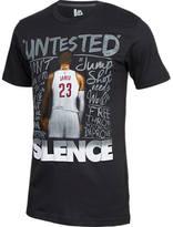 Majestic Men's Cleveland Cavaliers NBA LeBron James Silence the Critics T-Shirt