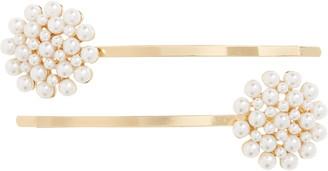 Tasha 2-Pack Imitation Pearl Bobby Pins