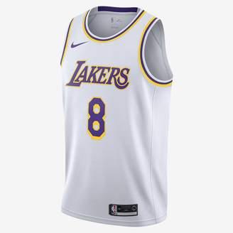 Nike NBA Swingman Jersey Kobe Bryant Lakers Association Edition