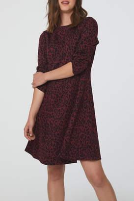 BeachLunchLounge Animal Print Dress