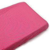 One Grace Place Simplicity Changing Pad Cover in Polka Dot Pink