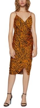 BCBGeneration Tiger-Print Dress