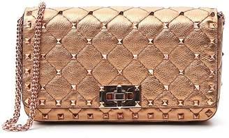 Valentino Garavani Rockstud Flip Lock Crossbody Bag