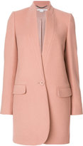 Stella McCartney Blush Bryce coat