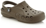 Crocs Chocolate Brown Unisex Clogs