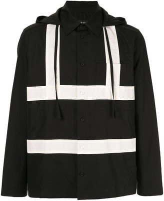 Craig Green Hooded Button Shirt