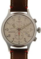 Timex Scout Chronograph Watch Mens
