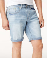 Buffalo David Bitton Men's Slim-Fit Six-X Denim Shorts