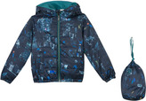 Paul Smith Manu Drawings Light Down Jacket