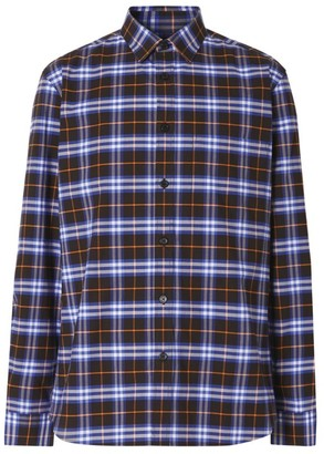 Burberry Vintage Check Flannel Shirt