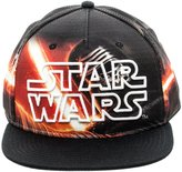Star Wars Episode VII The Force Awakens Kylo Ren Snapback Hat