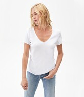 Thumbnail for your product : Michael Stars Jade Soft V-Neck Tee