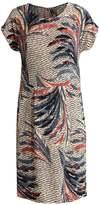 Saint Tropez FEATHER Summer dress orion