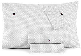 Tommy Hilfiger Abstract Sheet Set, Twin