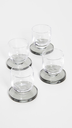 Tom Dixon Puck Shot Glass Set of 4