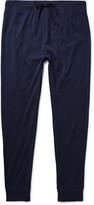 Handvaerk - Slim-fit Tapered Pima Cotton Pyjama Trousers