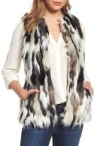 Steve Madden Women's Faux Fur Vest