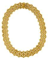 Chimento 18K Collar Necklace
