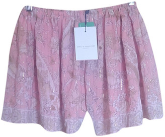 Spell & The Gypsy Collective Multicolour Cotton Shorts