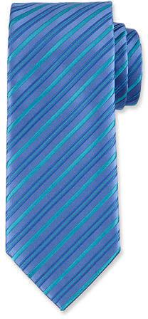 Charvet Assorted Silk Striped Ties