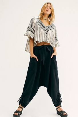 The Endless Summer Major Crush Harem Pants by at Free People